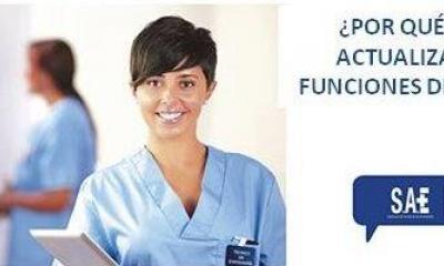 SAE Sindicato de Técnicos de Enfermería