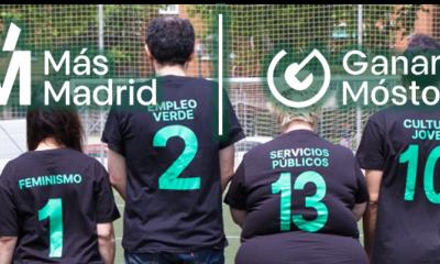 Mas Madrid - Ganar Móstoles